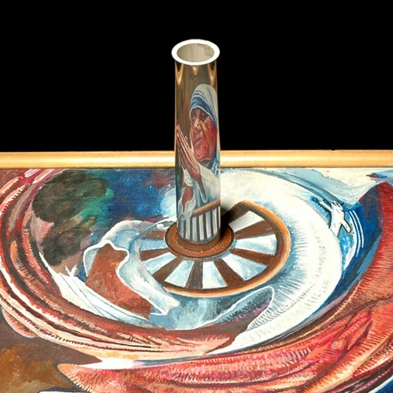 Anamorphic Artworks of Awtar Singh Virdi