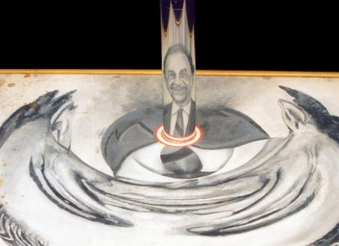 Anamorphic Artworks Of Awtar Singh Virdi Amusing Planet