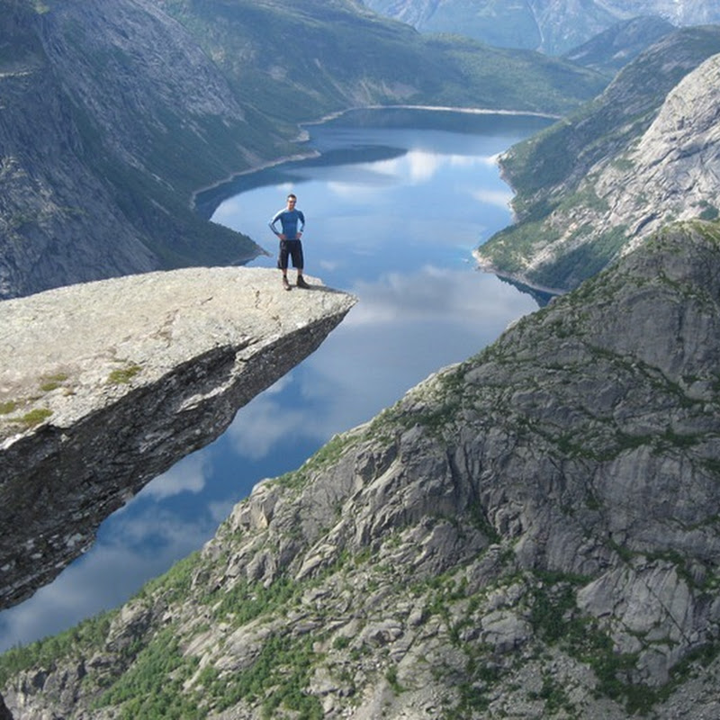 Rocky Attractions of Norway