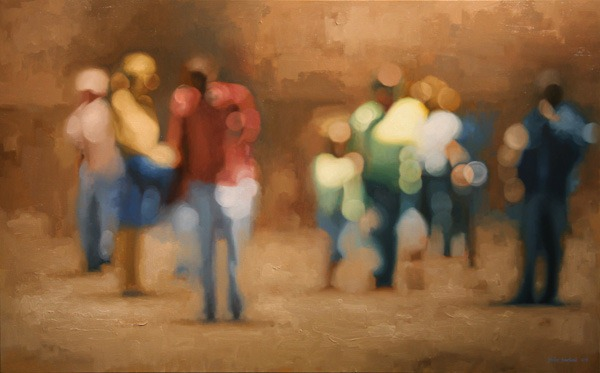 Soft Focus Oil Paintings By Philip Barlow Amusing Planet
