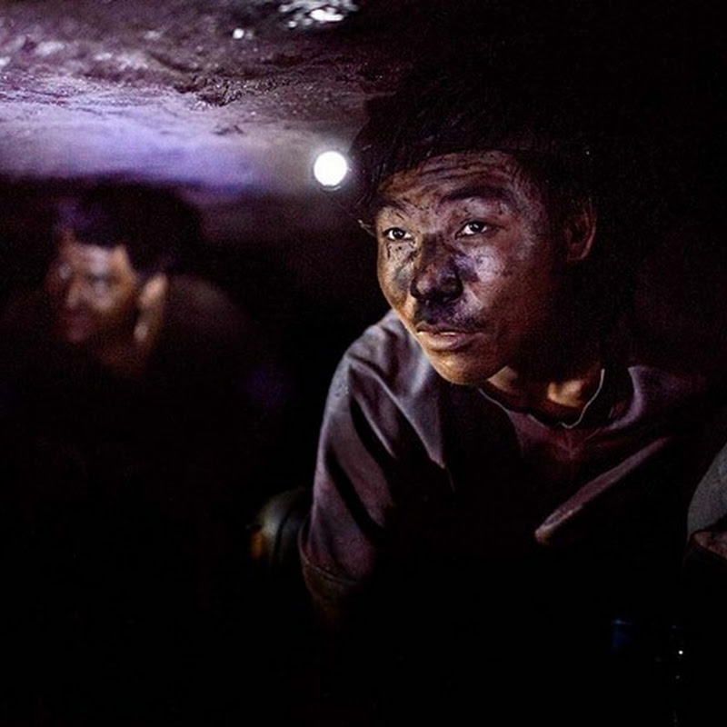Child Labor in Indian Coal Mines