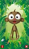 Screenshot of Talking Manny Monkey