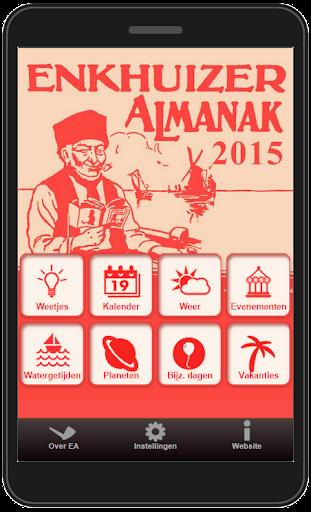 Enkhuizer Almanak 2015