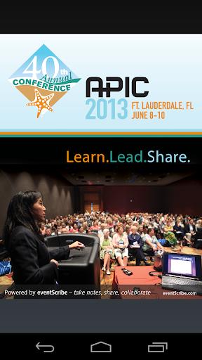 APIC 2013