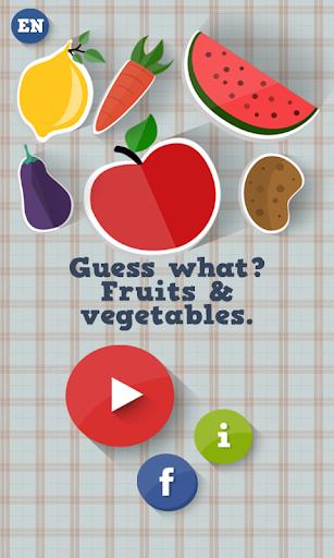 何を思う?フルーツ&野菜