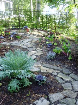 Edible Landscaping Urban Harvester