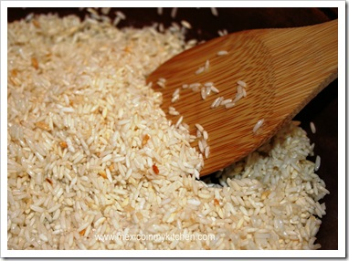 mexican rice recipe authentic