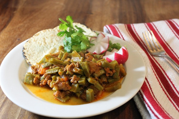 Nopales with Chorizo Recipe | This recipe is done in minutes!