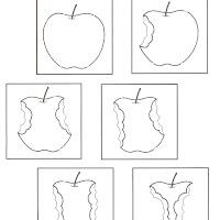 Fichas Con Secuencias Temporales Para Pintar Y Aprender