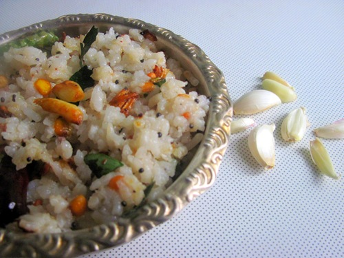 garlic rice 1
