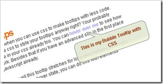 CSS-Bubble-Tooltips