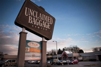 Unclaimed Luggage Center