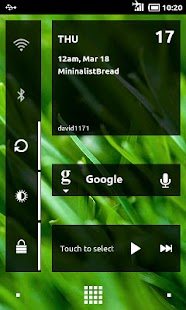 MinimalBread - CM7 Theme- screenshot thumbnail