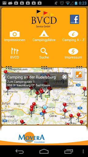 Campingplätze in Deutschland