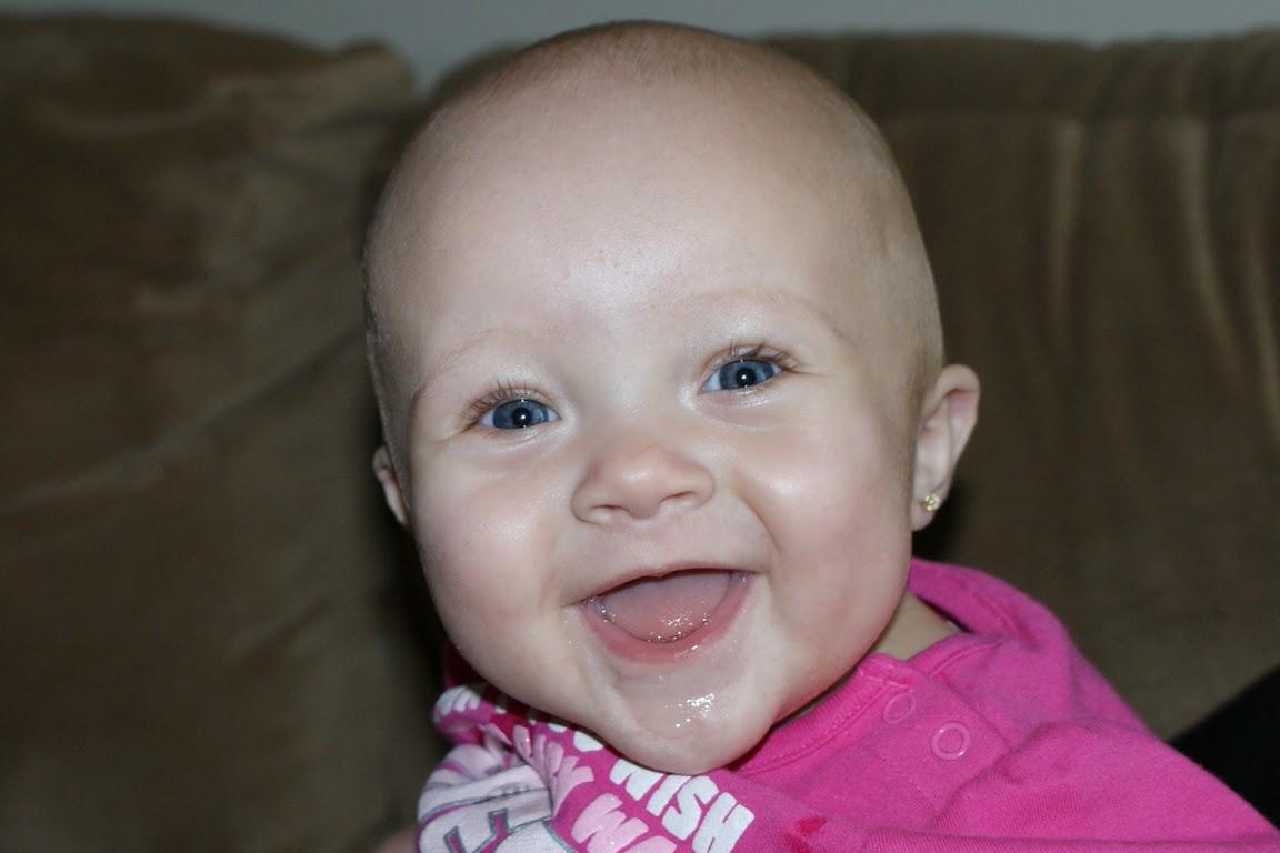 Show off your BALD babies! - BabyCenter