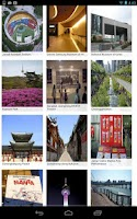 Screenshot of Seoul Offline Travel Guide