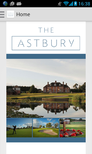 The Astbury GPS
