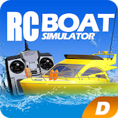 RC Boat Simulator