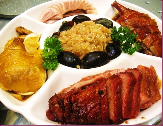 Hong Kong Emperor Seafood Restaurant Moa