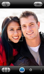 HappyShutter - Smile detection screenshot 2