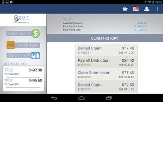 Benefits by BASIC - screenshot thumbnail