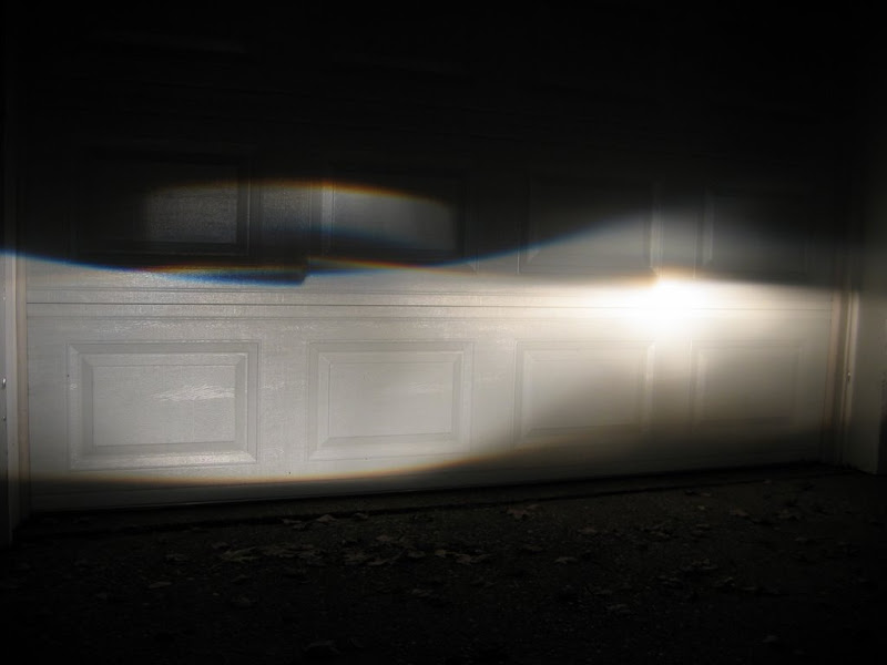 Halogen Light Vs Led >> Headlight beam pattern? - Subaru Legacy Forums