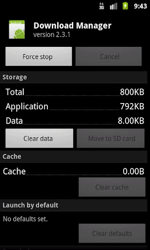 download manager in vivo v7