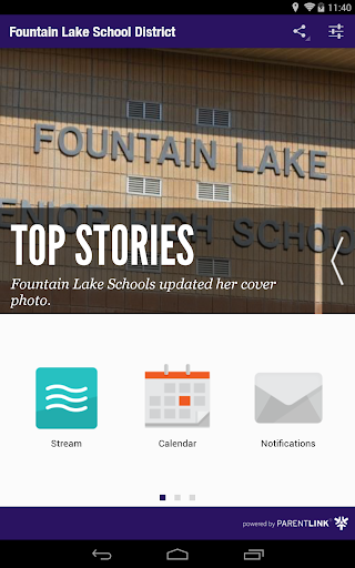 Fountain Lake School District