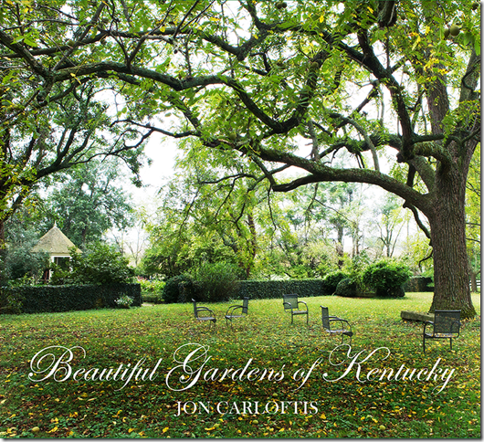 Beautiful Gardens of Kentucky cover