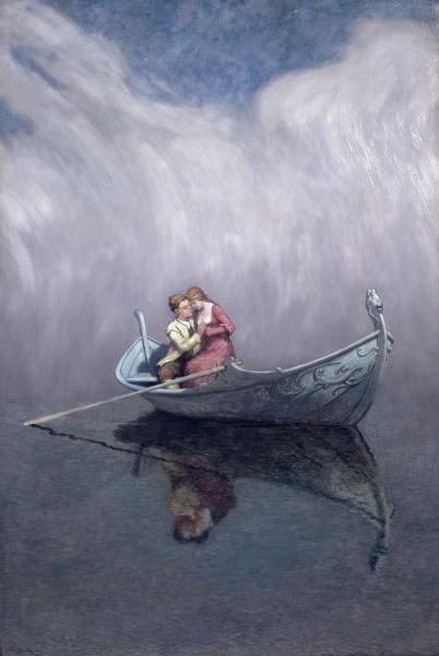 b_a_n_s_h_e_e: Две картины скандинавских художников, то