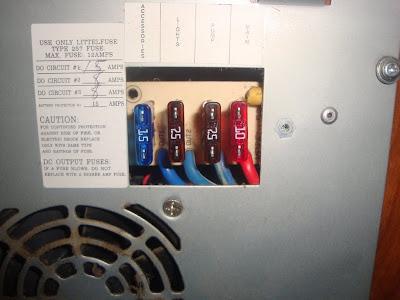 New battery not powering 12V interior lights | PopUpPortalPopUpPortal