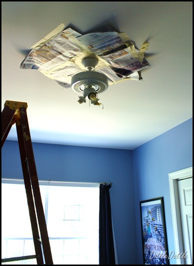 Remodelaholic Fan Tastic Ceiling Fan Face Lift Guest