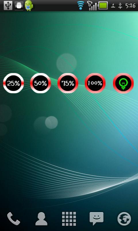 파이어볼(화면밝기조절) - screenshot