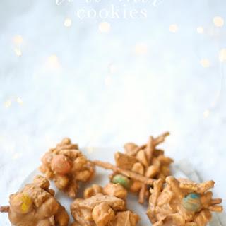 No Bake Trail Mix Cookies