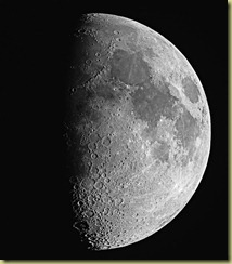 Reprocessed Moon