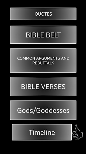 Atheist for Android