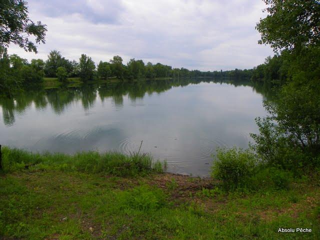 Plan d'eau de Boistray photo #22