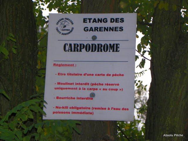 Carpodrome de l'étang des Garennes photo #7