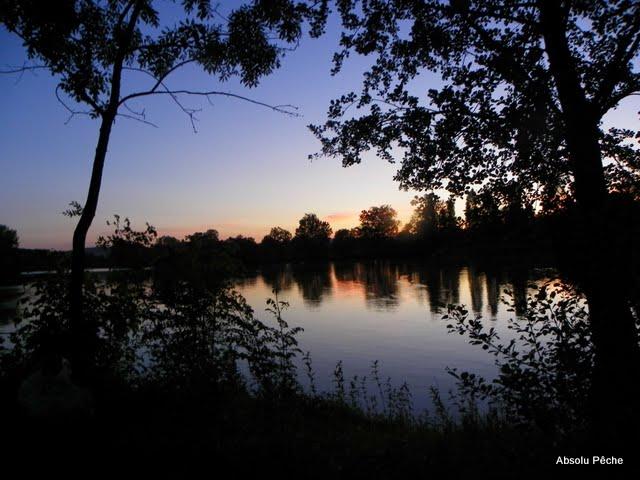 Saône, secteur nuit Trévoux photo #98