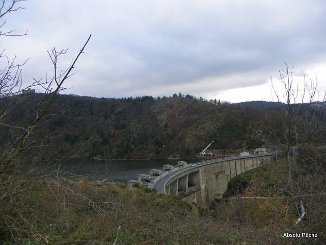 Barrage de Grangent photo #169