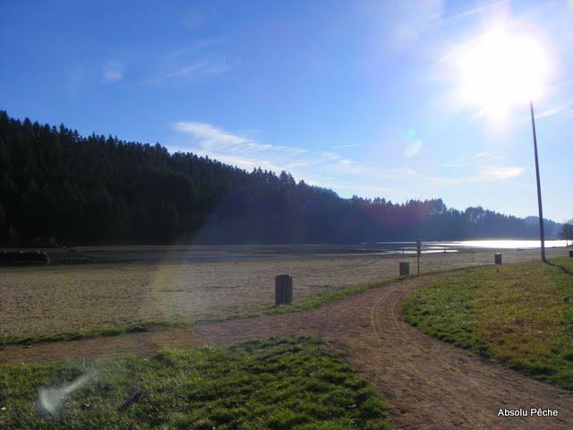 Lac des sapins à Cublize photo #210