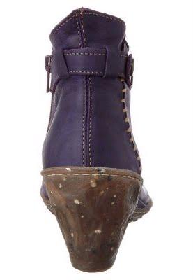 quality design 31bbf 42265 El Naturalista AMBAR - Ankle-Boots - lila :Sneakers bestellen