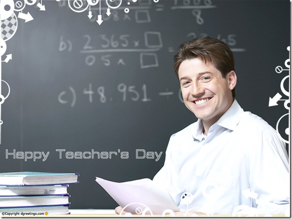 happy teacher`s day