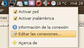 El Gestor de Red de Ubuntu y el keyring
