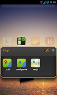 MIUI v5 HD GO Launcher Theme - screenshot thumbnail