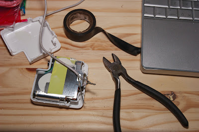Matt's How-to    Blog: How to repair your apple power supply cord, A
