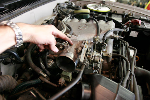Matt's How-to    Blog: How to replace a fuel injector on a toyota 4