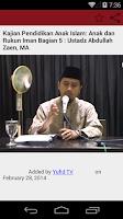Screenshot of Yufid TV