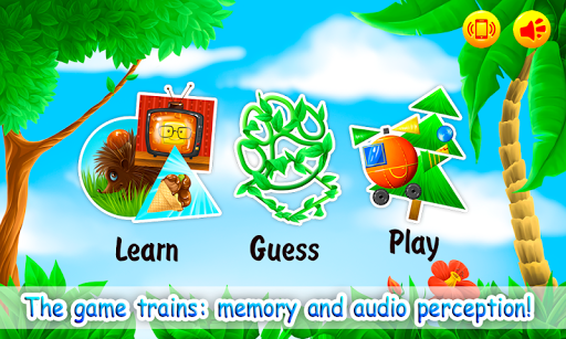 Learn Shapes for Kids, Toddlers - Educational Game  screenshots 4