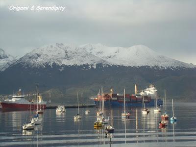 Reflejos de Ushuaia, Patagonia, Argentina, Elisa N, Blog de Viajes, Lifestyle, Travel, Canal de Beagle
